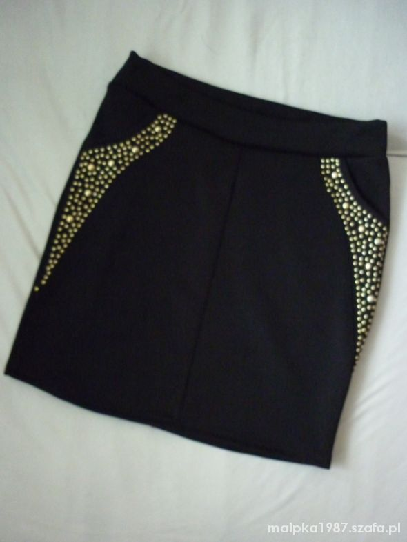 Spódnice NOWA czarna spódnica M