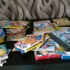 Bajki na płytach dla dzieci całe pudło