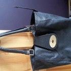 torebka czarna elegancka