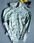 FUNKY GIRL koszula w kratkę 36