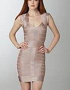 Bandażowa sukienka marki french connection