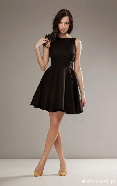 Sukienki wyszczuplające brzuch...