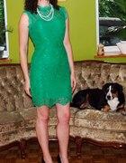 Elegancko w zieleni...