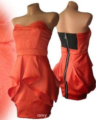 sukienka tulipan Bay...