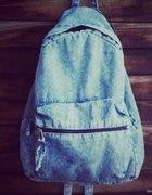 Plecak primark jeans...