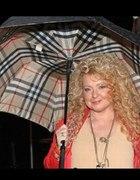 Burberry Parasol Magda Gessler