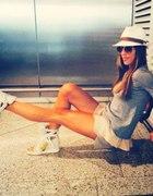 Sneakersy Casadei Chodakowska