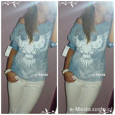 Mój styl motyw orła