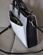 ZARA combined office city bag