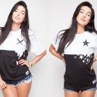 Koszulka Diamante Wear Double Joints Stars