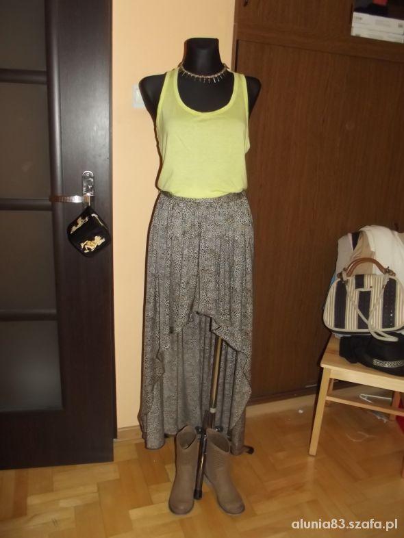 Spódnice spódniczka w panterkę