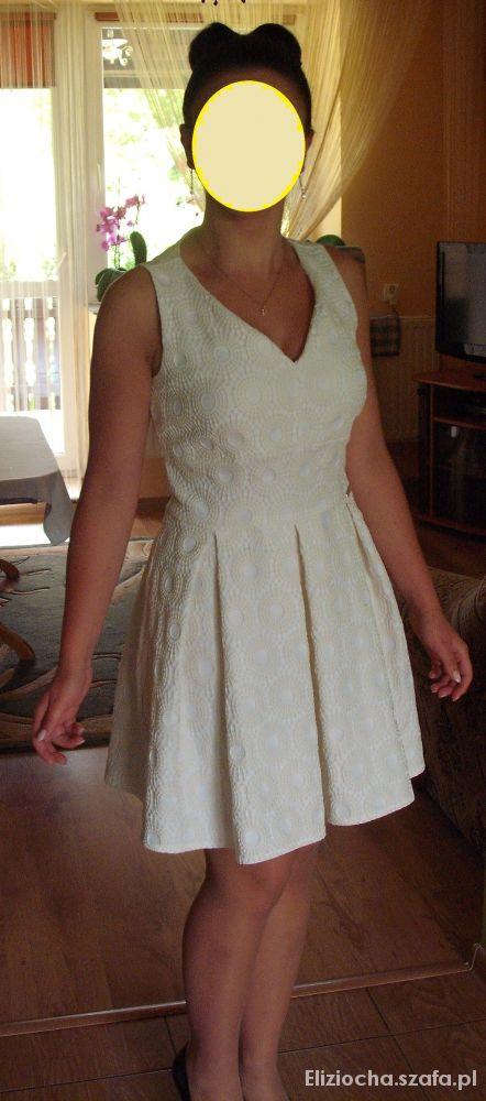 Na specjalne okazje Sukienka by LUCCA