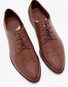 Stradivarius buty blucher jazzówki oksfordki 37...