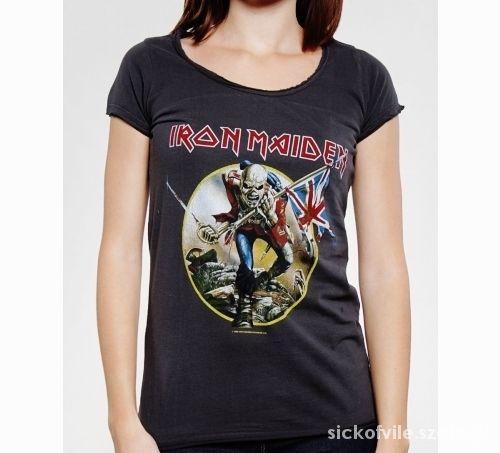 Ubrania Iron Maiden HIM Pantera Korn Ax7