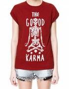 Bluzka z Zary The good karma...