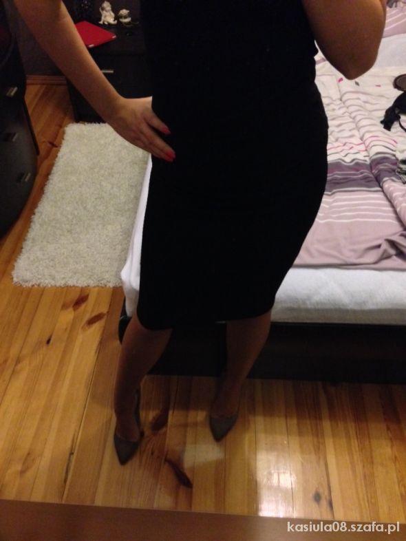 Spódnice Elegancka ołówkowa spódnica NOWA XS
