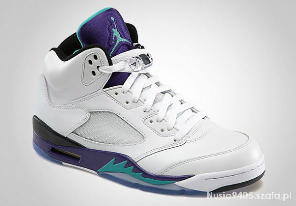 Air Jordan 5 Grape 39...