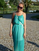 grecka sukienka