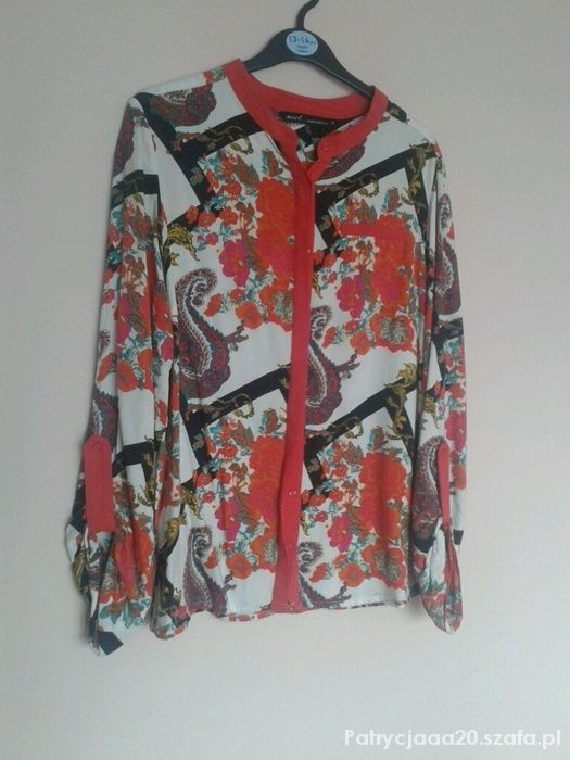 Ubrania koszula next vintage