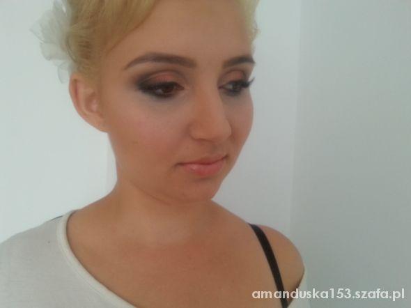 Makijaż ślubny bratowej