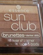 Essence Sun Club All Over Shimmer for Eyes Face...