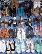 Moja kolekcja butów...