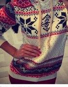 bluza jesien zima piekny