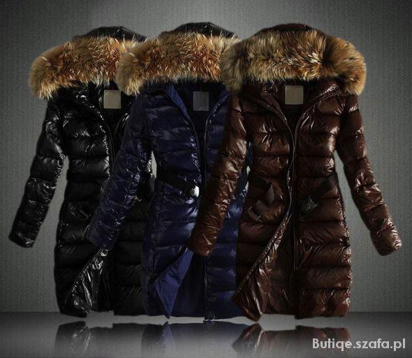 płaszcz moncler codziennego