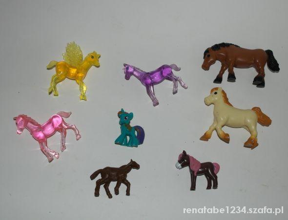 Zabawki Dla miłośników figurki ośmiu koni