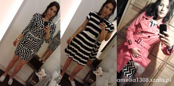 Mój styl Trzy razy ja i sukienki