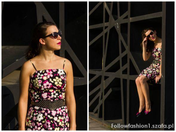 Blogerek Flowers dress
