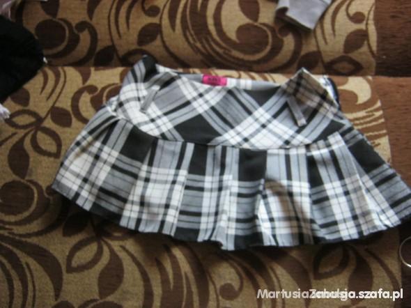 Spódnice Mini w kratkę