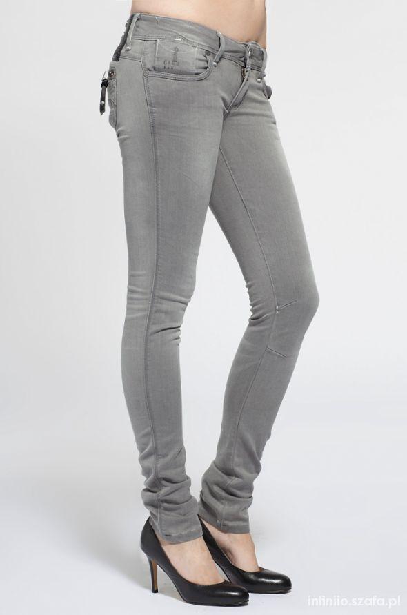 siwe spodnie