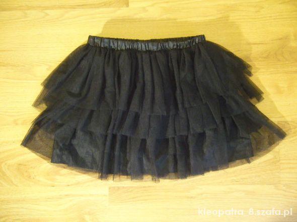 Spódnice Tiulowa rozkloszowana spódniczka EMO 40