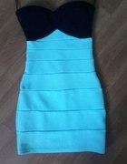 Sukienka bandażowa tally weijl