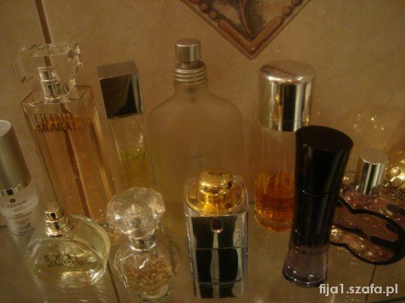Moja kolekcja perfum...