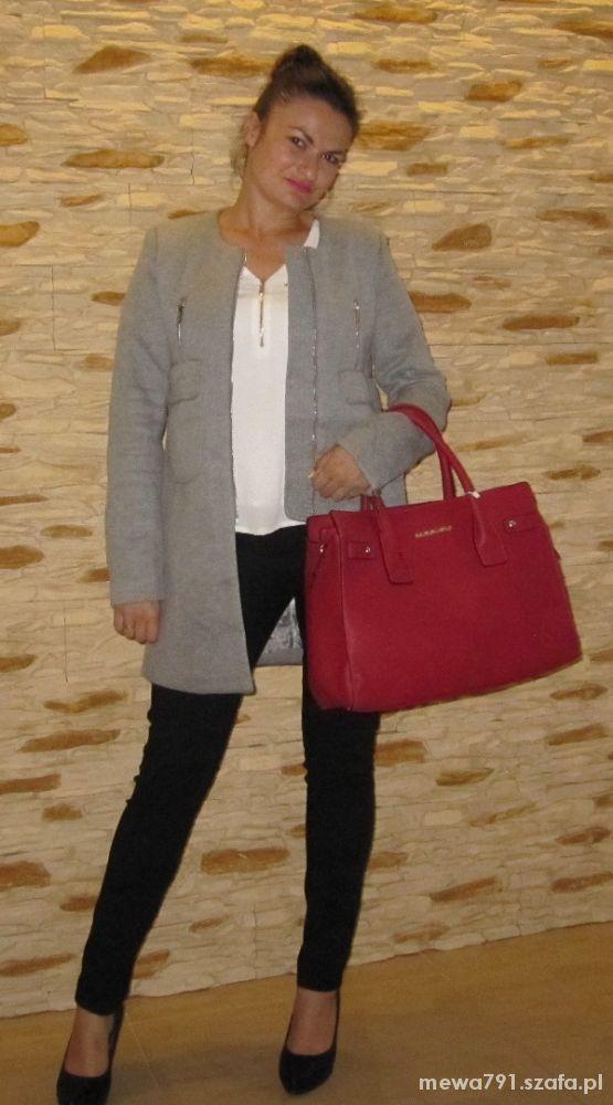 Mój styl Grey & Red