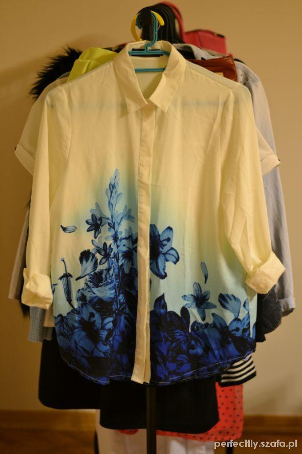 Koszule Kwiecista koszula
