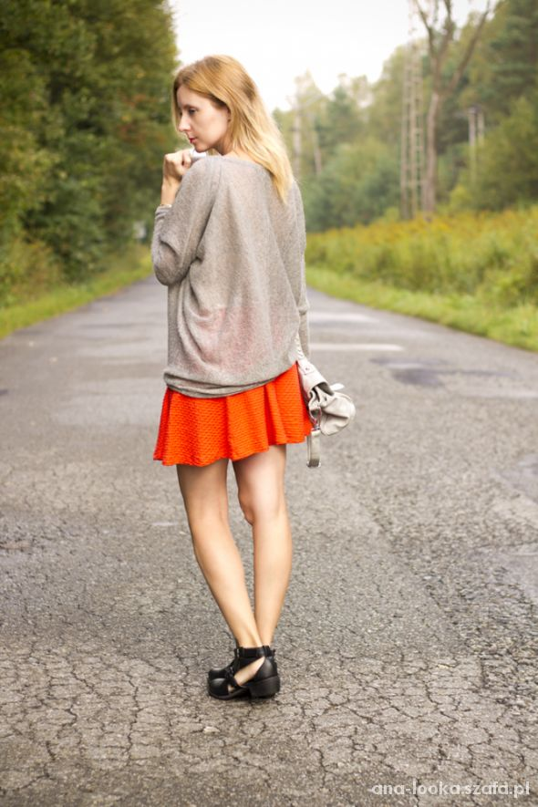 Blogerek orange