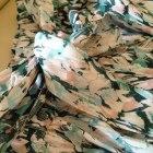Kwiatowa spódnica maxi
