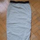koronkowa spodnica spodniczka mietowa NEW LOOK