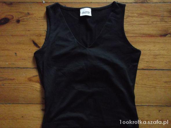 Czarna bluzka Pimkie...