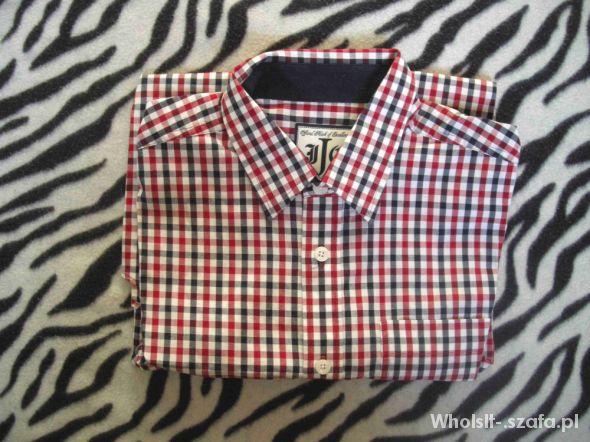 Koszula w kratkę w stylu BEN SHERMAN rozmiar S M