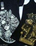 Restyle koszulka Rococo Cat Lady