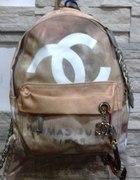 plecak chanel graffiti
