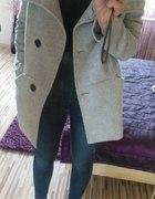 płaszcz bershka
