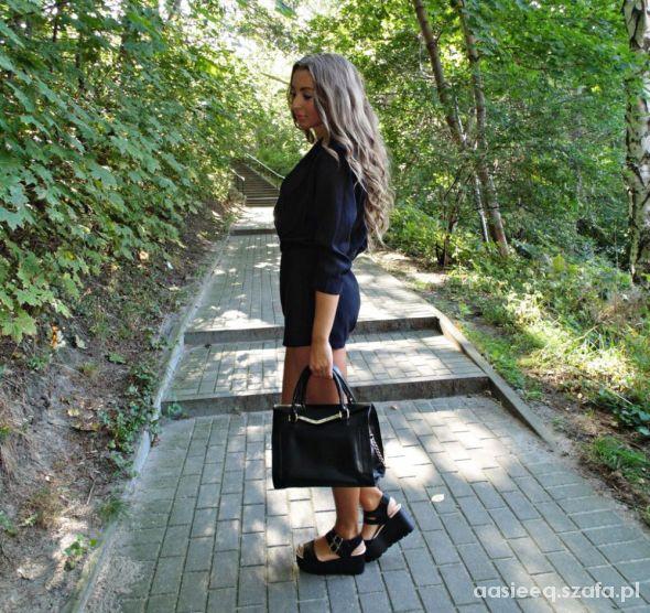 Blogerek Woman in Black