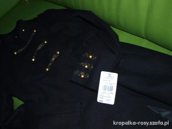 Nowy płaszcz CAMAIEU militarny carska rosja HIT w Odzież
