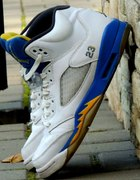 Buty nike air jordan V retro Laney...