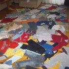 mega zestaw 70 ciuszków dla chłopca r 92 98 104